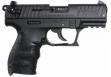 Walther Arms P22Q Single/Double Action .22 LR 3.42 10+1 - 5120700