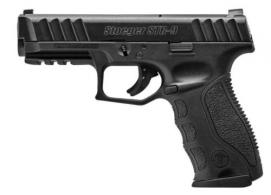 "Stoeger STR-9 Pistol 31721 9mm 4.17"" Synthetic Grips Black Finish 15 Rds"
