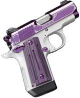 Kimber Micro 9 Amethyst 9MM 3.15 in. 7RD. Night Sights - 3300214