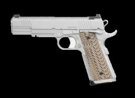 "Dan Wesson 1911 Specialist Stainless .45 ACP 5"" Night Sights - 01802LE"