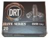 DRT Elite Series 9mm 124gr 20rd
