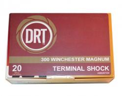 DRT Terminal Shock 300 win mag 150gr 20rds - 11893