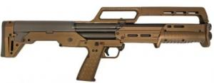 Kel-Tec KS7 12 gauge 18.5in Barrel Cylinder Bore 3in Chamber Midnight Bronze 7rd - KS7MDBRZ