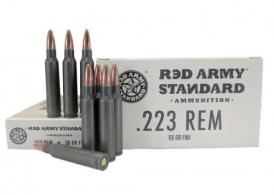Century Red Army Standard 223Rem 55gr FMJ 20rds - AM3089