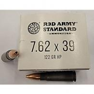 Century Red Army Standard 7.62x39mm 122gr Hollow Point 20rd box