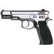 CZ 75B 9mm High Polished Stainless Steel - 91108LE