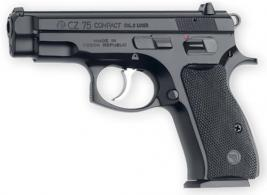 CZ 75 Compact Blk 9mm