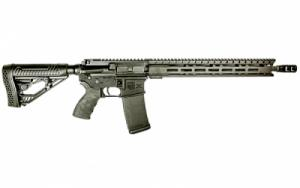Diamondback Firearms DB15 5.56 NATO 16 W/15 30RD MLK Black - DB15EMLB