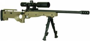 KSA CPR PKG .22 MAG  16 Flat Dark Earth Scope 1 - KSA2157