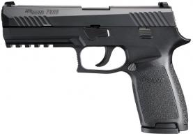 Sig Sauer LE P320 Full Size 9mm 17+1, 3 Mags - 320F9BSSLE