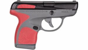 "Taurus Spectrum 380ACP 2.8"" 6/7RD Torch Red/Gray/Black - 1007031208"