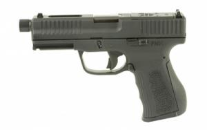 FMK 9C1E 9MM 4 10RD ELITE TB OR BLK - FMKG9C1EPNM