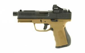 FMK Firearms 9C1E 9MM 4 14RD ELITE Threaded Barrel VV BB - FMKG9C1EPROPBRT