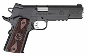 "Springfield Armory 1911 Loaded Operator .45 ACP 7rd 5"" Cocobolo Grips - PX9116L18"