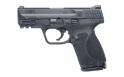 Smith & Wesson M&P 2.0 9MM 3.6 15RD Black NMS - 11688
