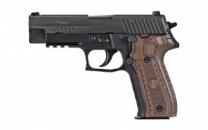 Sig Sauer P226 9MM SELECT 4.4 Black 15RD - E26R9SEL