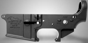 Anderson AM15 Stripped Lower Multi Cal Black - D2K067A000
