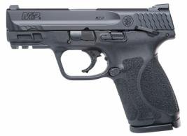 "Smith & Wesson - M&P 2.0 Compact 9mm 3.6"" Black Thumb Safety 15rd - 11694"