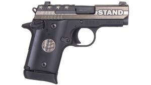 Sig Sauer P938 STAND 9MM 3 6/7RD SAO - 938-9-STAND-AMB