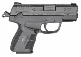 Springfield Armory XDE 9MM 3.3 8/9RD - XDE9339BEN18
