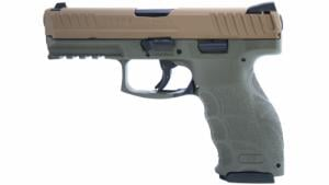 H&K VP9 9MM 4.1 10RD SEMI - 81000136-310-HK