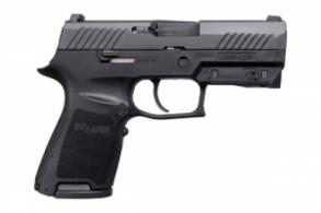 Sig Sauer P320C LIMA Pistol 9MM 15RD Night Sights - 320C9BSSLIMAG