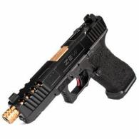 ZEV Z17 SPARTAN 4TH GEN THREADED RMR - 4G17SPARTRMRCWABSTH