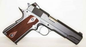 used Dan Wesson 1911 A2 .45 - UDAN071618