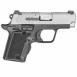 Springfield Armory 911 .380 ACP 2.7 Stainless Steel GREEN VIRIDIAN LASER - PG9109SVG