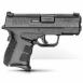 Springfield Armory XD-S MOD2 9MM 3.3 Black Night Sights 7RD 9RD - XDSG9339BT