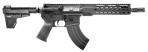 "Diamondback Firearms - Diamondback Firearms DB15 7.62x39mm 10""Pst.Blk W/9""Alum R - DB15P47B10"