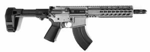 "Diamondback Firearms - Diamondback Firearms DB15 7.62x39mm 10""Pst.TGR W/9"" Alum  - DB15P47TG10M"