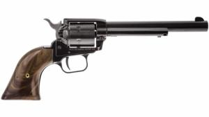 "Heritage Manufacturing ROUGH RIDER .22 LR  6RD 6.5"" - RR22B6BRPRL"