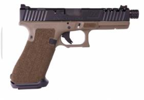 ZEV G17 G4 ODG 9MM 17+1 TB - LP.GM-OD17-TH