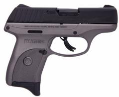 Ruger EC9S 9mm Tungsten 7+1
