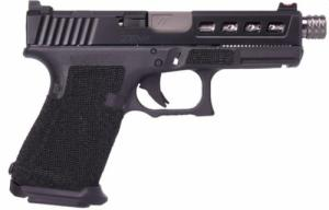 ZEV G19 G4 BLK 9MM 15+1 TB - LPGMB19TH