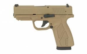 BERSA BP CC 9MM 3.2 FDE 8RD - BP9FDECC