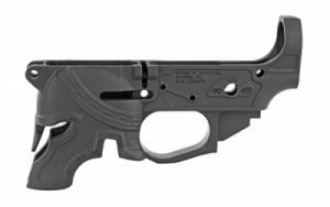 SPIKE\'S SPARTAN BILLET LOWER Black - STLB610