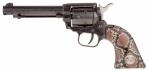 "Heritage - Rough Rider, 22LR, 4.75"", Fixed Sights, Blue, Rat - RR22B4SNK"