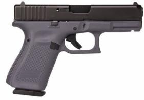 Glock 19 Gen 5 GRAY 9MM 15+1 4.0 FS - PA1950203GF
