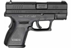 Springfield Armory XD SUB-COMPACT 9MM LUGER - XDD9801