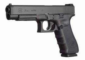 "Glock - G35 Gen 4, 40 S&W, 5.32"" Barrel, Adjustable Sights,  - G35415US"