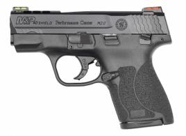 "Smith & Wesson - PC M&P Shield M2.0, 40SW, 3.1"" Ported Barre - 11868"