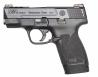 "Smith & Wesson - PC M&P Shield M2.0, 45 Auto, 3.3"" Ported Ba - 12473"