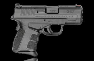 "Springfield LE Armory XD-S Mod 2 9mm Black 3.3"" - XDSG9339BLE"