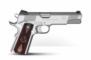 "Springfield Armory 1911 Loaded .45 ACP Stainless Steel 5"" - PX9151LLE"