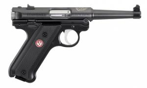 "Ruger Mark IV 70th Anniversary .22LR 4.75"" Black 10+1 - 40168"