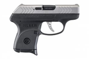Ruger LCP .380 ACP 2.75 6RD Stainless Steel - 3791