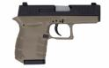 Diamondback Firearms DB9 G4 9MM DAO B 6RD Flat Dark Earth - DB9FDEG4