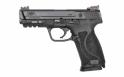 Smith & Wesson M&P 2.0 9MM 4.25 17RD Black NMS - 11818